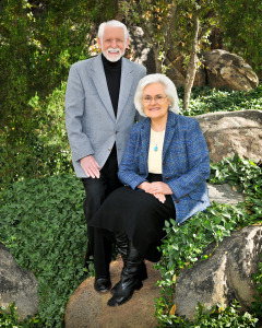 Bud & Betty Miller, co-founders of Christ Unlimited Ministries and BibleResources.org